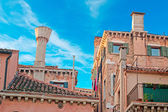 Venetian roofs — Stock Photo