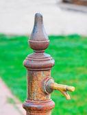 Rusty spigot — Stock Photo
