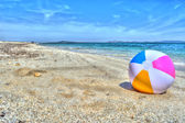 Hdr beach — Stock Photo