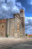 Santa Maria in hdr — Stock Photo