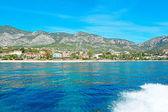 Cala Gonone sea — Stock Photo