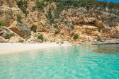 Cala Biriola coast — Stock Photo