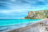 Hdr in Cala Luna — Stock Photo