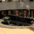 Fuming steam locomotive — Stock Video #12530183