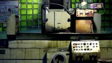 Grinding machine — Stock Video