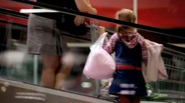Shopping — Stock Video