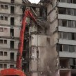 Demolition of buildings — Stock Video