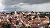Medieval town Tallinn — Stock Photo