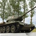 tanque t34 — Foto de Stock