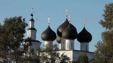 Russian church — Wideo stockowe