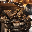 Accident at night — Stock Photo #33607917