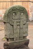 Taş idol — Stok fotoğraf