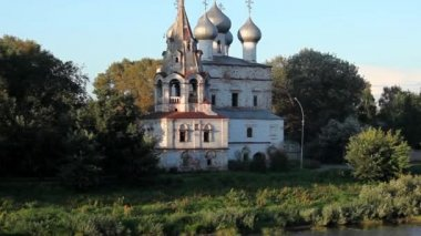 Cerkiew rosji — Wideo stockowe