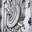 Heraldic relief — Stock Photo