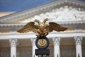 Double headed eagle — Stock Photo