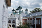 View of the Ipatiev Monastery in spring — Stock Photo