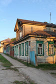 Alten landhaus — Stockfoto