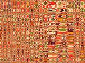 Bakgrund från remsor av olika färger — Stockfoto