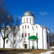 Beautiful slavonic church — Stock Photo