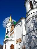 Beautiful slavonic church — Stock Photo