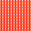 Red abstract ribbons background — Stockfoto