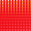 Red abstract background — Stockfoto