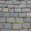Covering of road made from stone blocks — Stock Photo #37307385