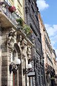 Hermosa arquitectura ansemble — Foto de Stock