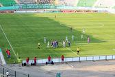 Championship for football of Ukraine — Stockfoto
