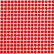 Pattern from red shapes like laces — Stock Photo #42807543