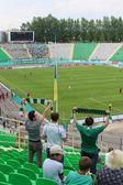 Championship for football of Ukraine — Stock Photo
