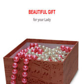 Gift for a woman — Foto Stock