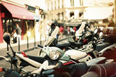 Parisian Life — Stock Photo