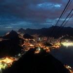 Rio de Janeiro from Sugarloaf — Stock Photo #20614075