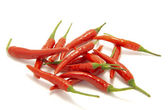 Thai chili peppers — Stock Photo