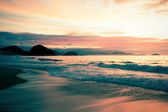 Beach sunrise — Stock Photo