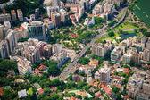 Rio de Janeiro houses — Stock Photo