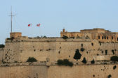 Fort St. Angelo — Stock Photo