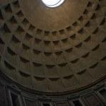 Inside the Pantheon, Rome — Stock Photo