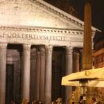 Piazza della Rotunda Rome, Italy — Stock Photo