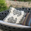 Stock Photo: Luxury garden furniture