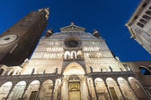 Cremona, duomo — Stockfoto