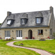 House near Lanvallay (Dinan, Brittany) — Stock Photo