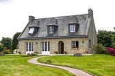 House near Lanvallay (Dinan, Brittany) — Stock Photo