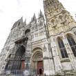 Rouen - Cathedral exterior — Stock Photo