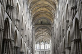 Rouen - Cathedral interior — Stock Photo