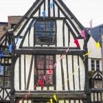 Rouen - Exterior of ancient house — Stock Photo #13951003