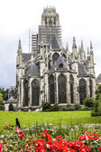 Rouen - Exterior of Saint-Ouen church — Stock Photo