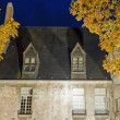 Stock Photo: Beauvais (Picardie) by night