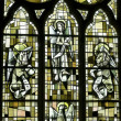 Stock Photo: Saint-Leu (Picardie) - Stained glass